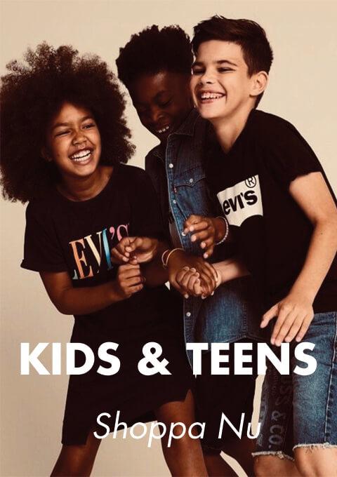 Handla märkeskläder till barn hos cenino